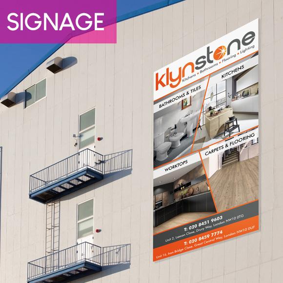 Foamex sign boards